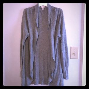 A New Day NWOT Cocoon Long Cardigan Soft draping